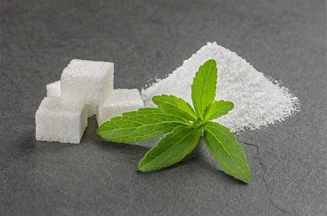 propiedades de la stevia cristalizada