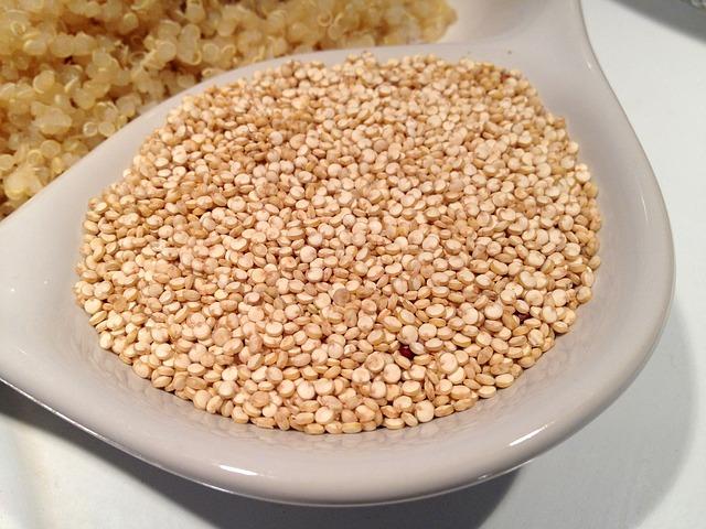 quinoa semillas superalimentos