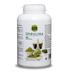 Comprimidos de Spirulina Espirulina