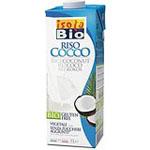 Isola Bio Bebida Vegetal de Arroz con Coco