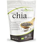 Las Semillas de Chía Organica (1kg)
