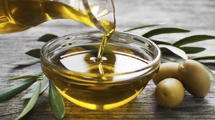 Superalimentos frutos aceite oliva