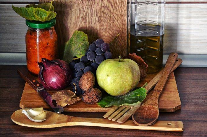 Superalimentos frutos