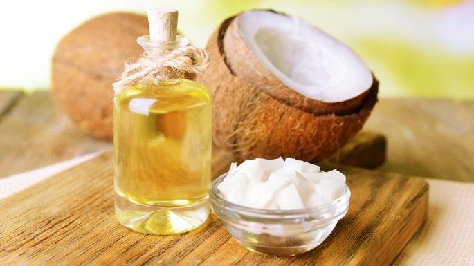 el aceite de coco para tomar