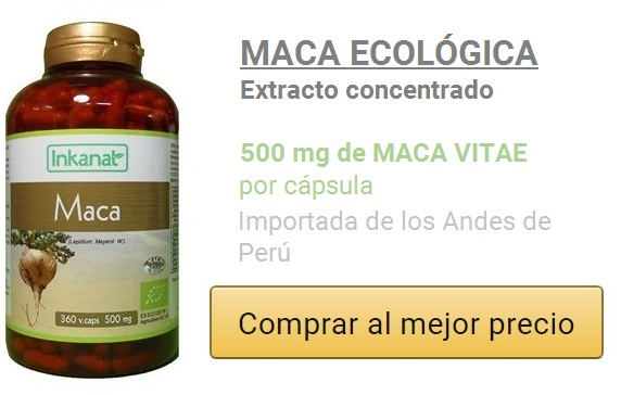 maca ecologica capsulas 360