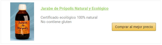 jarabe de propolis natural propolmel