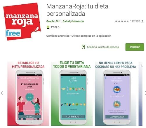 ManzanaRoja app