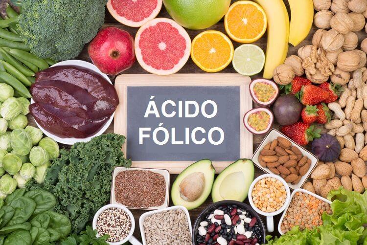 ▷ Ácido fólico (Vitamina B9) ✼ 【Usos, Beneficios y ...