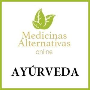 Ayurveda medicinas alternativas online
