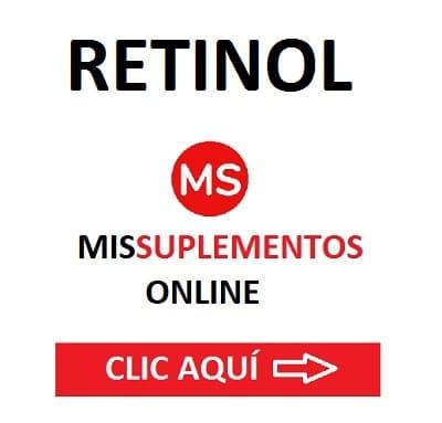 Retinol Mis Suplementos Online