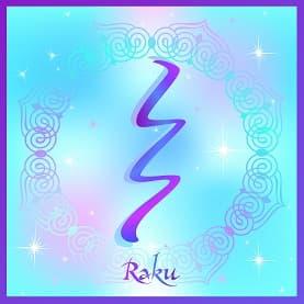 Simbolos Raku del reiki