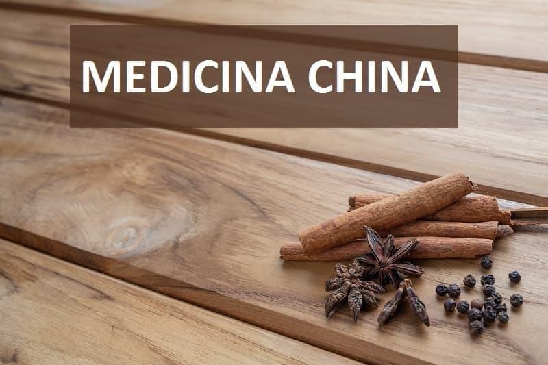 Tipos de medicinas china