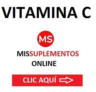 Vitamina C Mis Suplementos Online