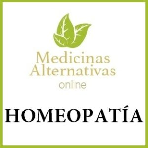 homeopatia medicinas alternativas online